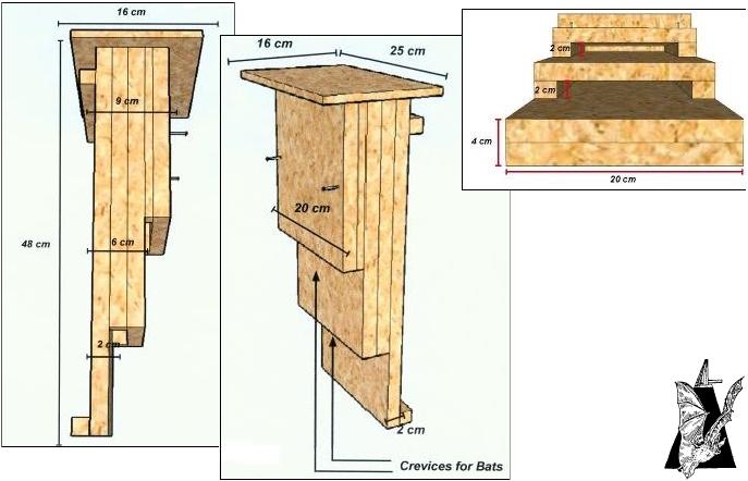 Kent bat box 2